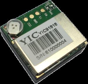 GPS / GNSS Antenna Modules - YIC